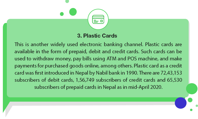 Plastic Cards-Debit Credit and Prepaid Cards_ in Nepal