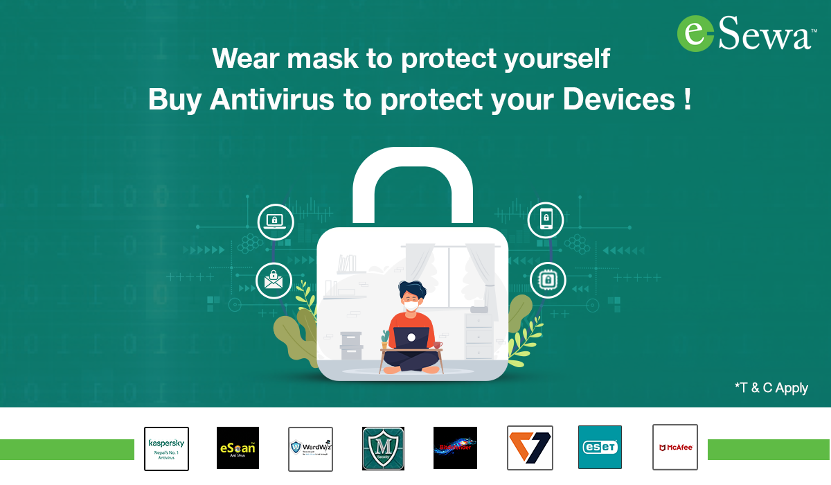 Best antivirus software available in Nepal